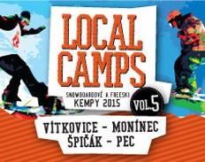 Local Camps 2015