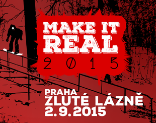 videopremiéra Make it Real 2015
