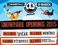 Freestyle Area Snowpark Openings 2015