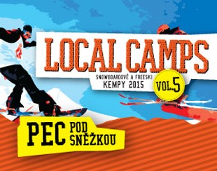 Local Camps 2015-Pec pod Sněžkou