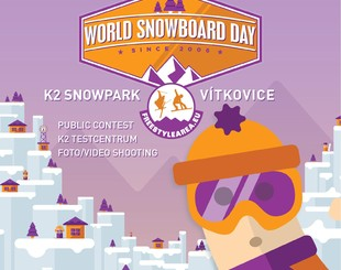 World Snowboard Day-Vítkovice